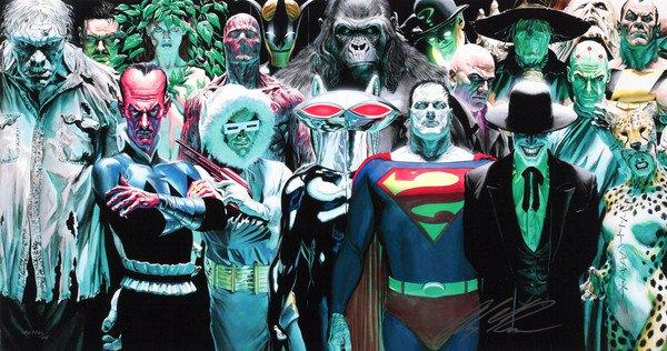 Daftar Easter Eggs Film Justice League (2017) - SPOILER ALERT!
