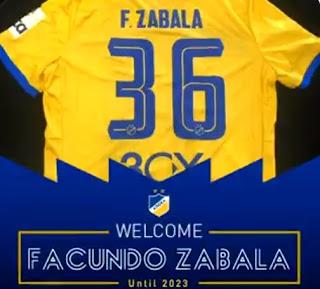 SMS: Facundo Zabala