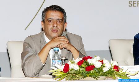 إعادة انتخاب جمال السنوسي بالاجماع رئيسا للعصبة الوطنية لكرة القدم هواة لولاية ثانية