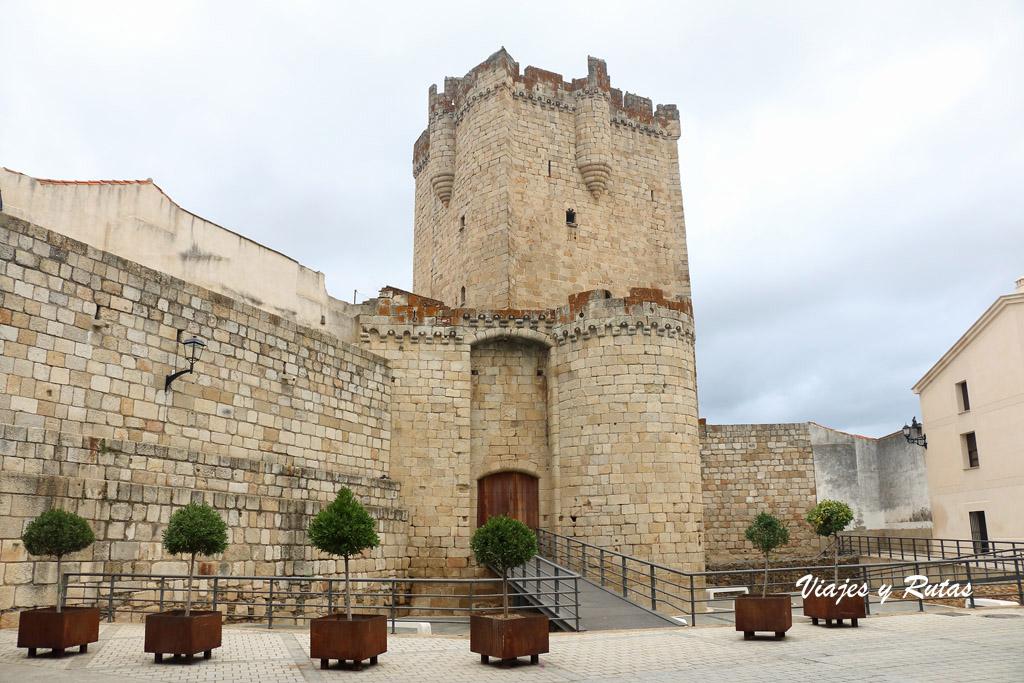 Palacio de los Duques de Alba, Coria