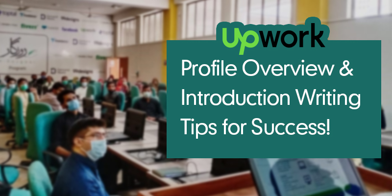 Upwork Profile Introduction Tips