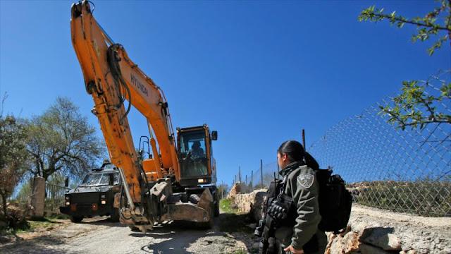ONU: Israel aumenta un 250 % demoliciones de casas palestinas