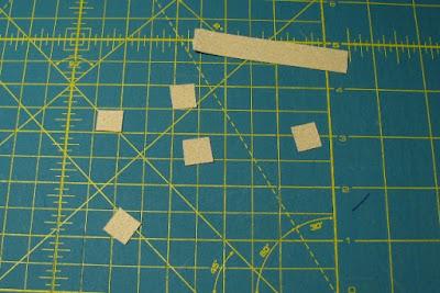 Quilt Ruler Grips - Step 3