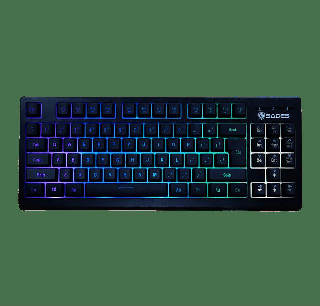 Keyboard Gaming Sades