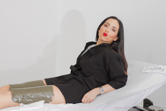 BLogger de belleza de Valencia da su opinion sobre tratamientos de belleza en cabina de Casmara