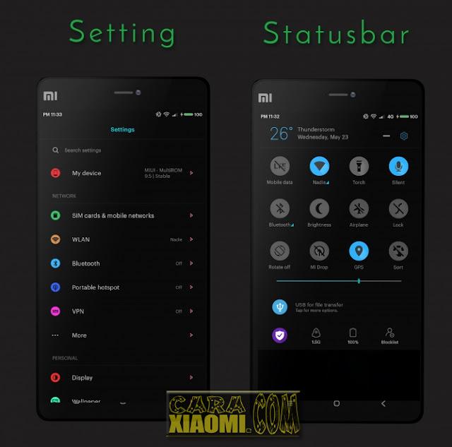 Download Tema Xiaomi MIUI Sapphire TT Mtz by Galer Vodgalz  Tema Xiaomi Terbaru Sapphire TT Mtz Support Instal di MIUI V9.5.4.0 Keatas