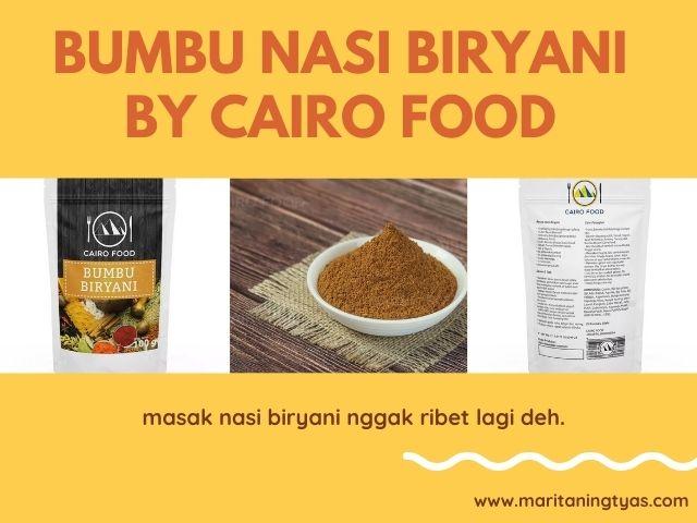 bumbu biryani by Cairo Food