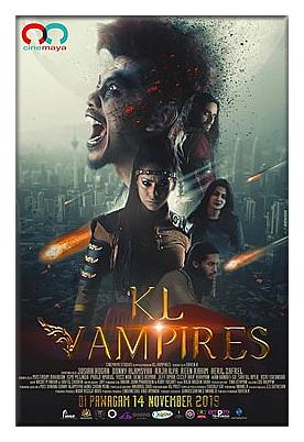 Sinopsis Film KL Vampires (2019)
