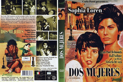 Dos mujeres (1960) La ciociara | Caratula dvd