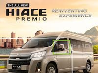 Harga dan Fisik : Spion Kiri Toyota Hiace Premio 2019-2021   87940-26780