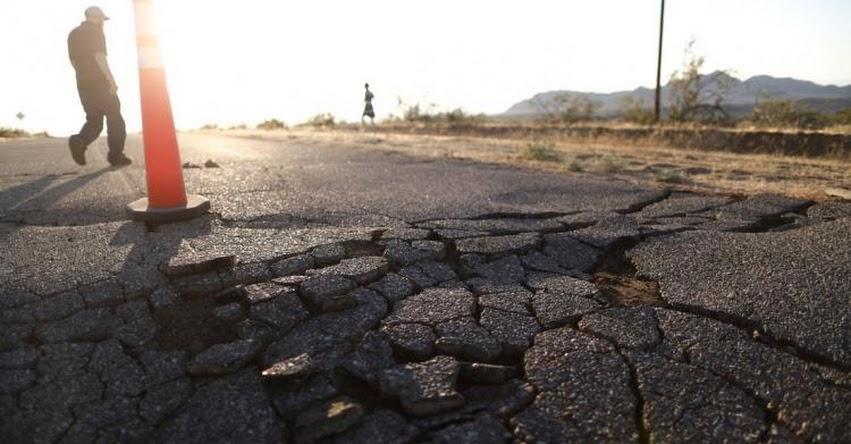 TERREMOTO EN CALIFORNIA: Un enjambre de sismos hace temer la llegada de uno más potente en los próximos días, informó el USGS de Estados Unidos