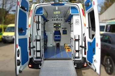 Service ambulancier Romainville