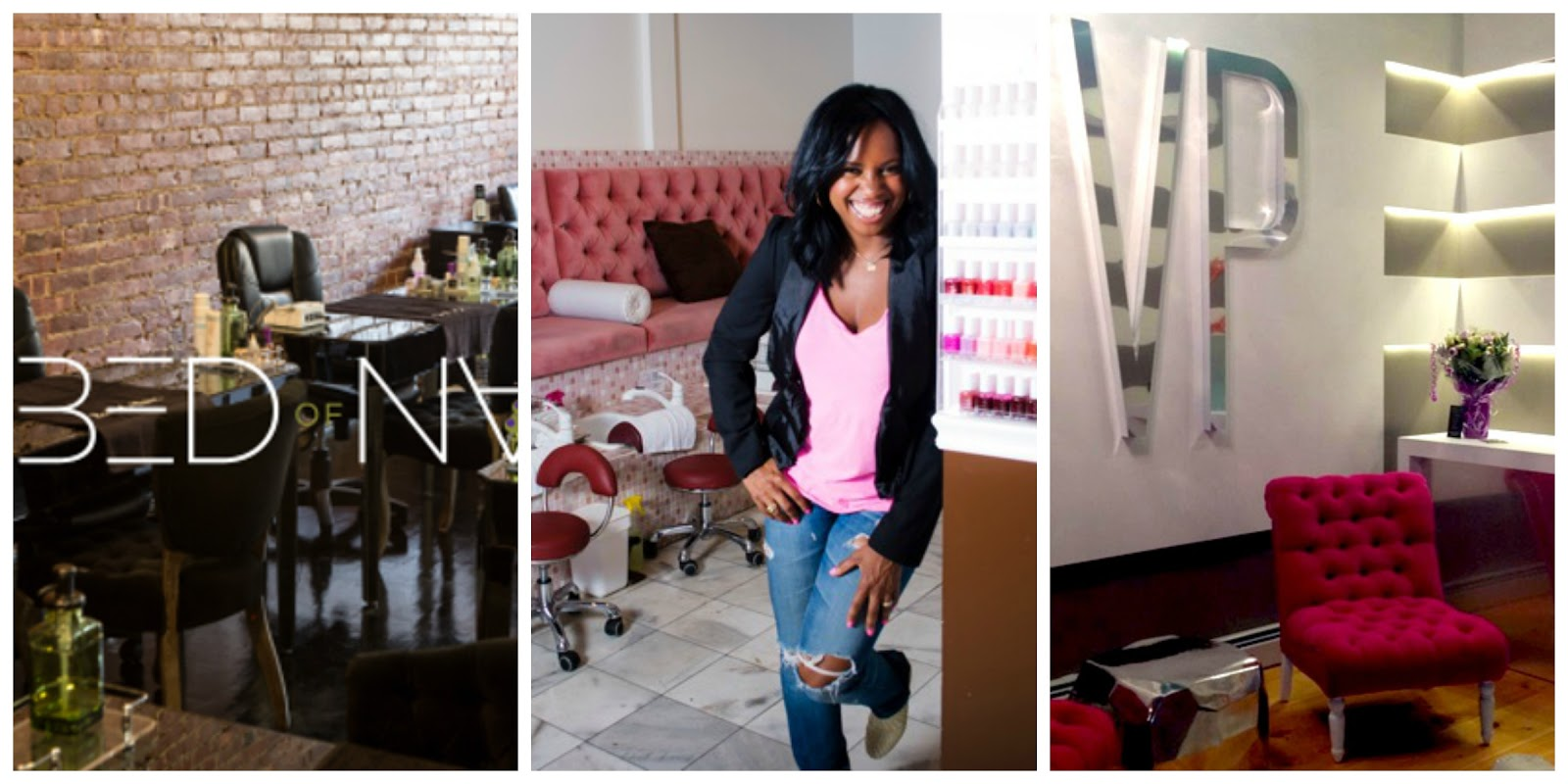 Black Woman Walks Into Asian Nail Salon Promoting Her Black Owned Nail  Salon! ae4f4801d2af