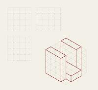 Trazado de vistas ortogonales Fig 23