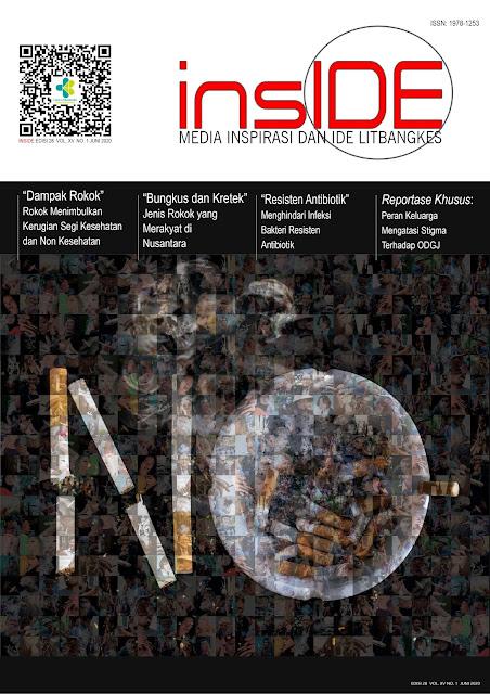 Majalah Inside Edisi Menghentikan Kebiasaan Merokok