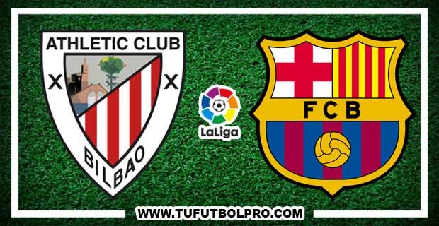 Ver Athletic Bilbao vs Barcelona EN VIVO Por Internet Hoy 28 de Octubre 2017