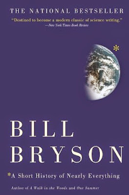 A Short History of Nearly Everything by Bill Bryson - Front cover