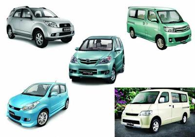Daftar Harga Mobil
