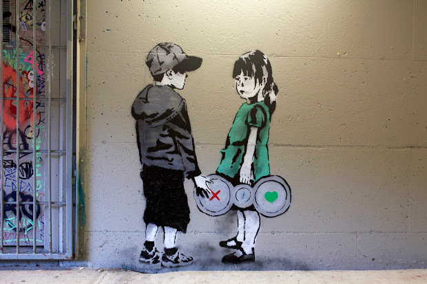 Iheart Creates Series Of Pieces In Vancouver Canada