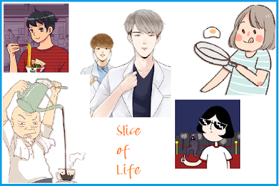 5 Webtoon Genre Slice of Life Favorit ReeNgan