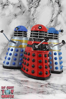Custom TV21 Red Dalek Leader 29