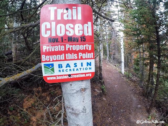 Hiking Rob's Trail