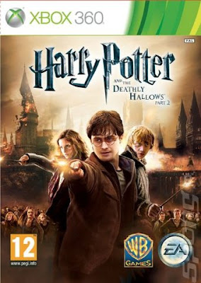 Harry Potter and the Deathly Hallows Part 2 XBOX360