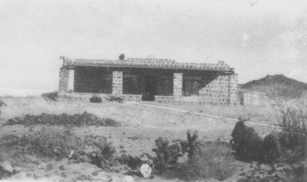 Hotel Marine Club Peñasco La Roca 1928