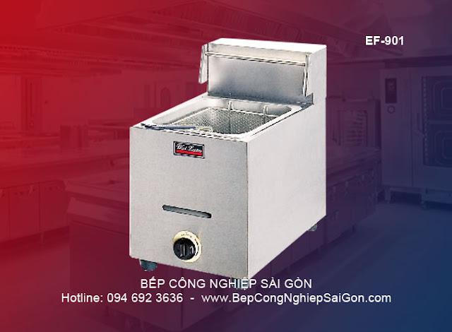 Bếp chiên nhúng đơn EF - 901