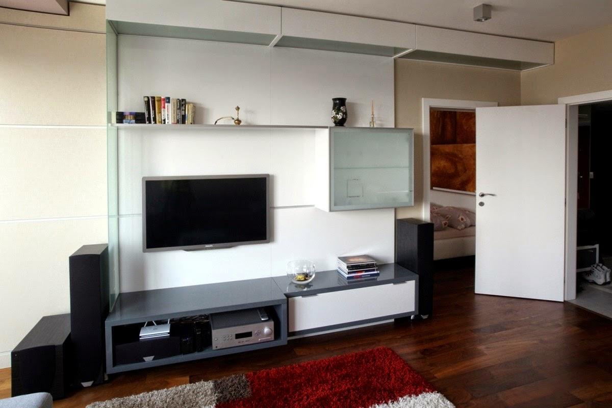 Idee Per Soggiorno Con Angolo Cottura | Una Casa Con Il Soggiorno ...