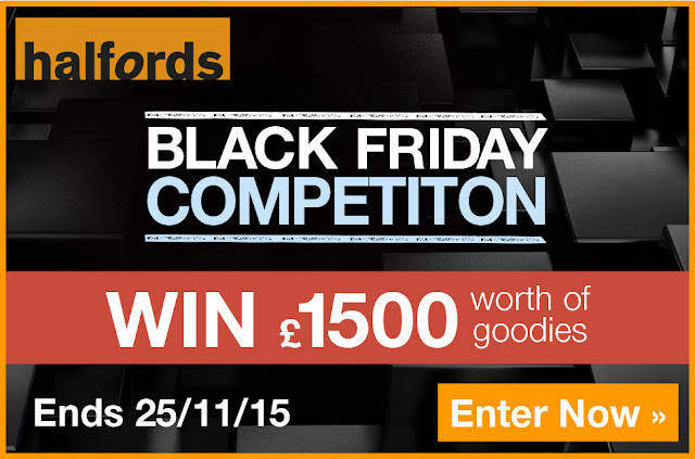 halfords black friday deal logo