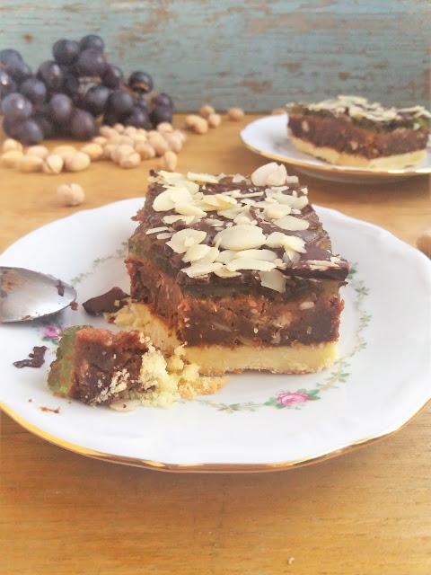 Ciasto Bajaderka