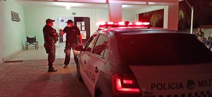Homem vítima de agressão em Pernambuquinho é socorrido em estado grave