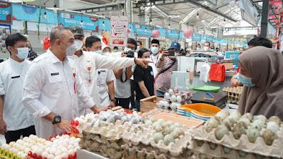 Tiga Hari Jelang Idul Fitri, Harga Pangan di Kabupaten Tangerang Cenderung Stabil