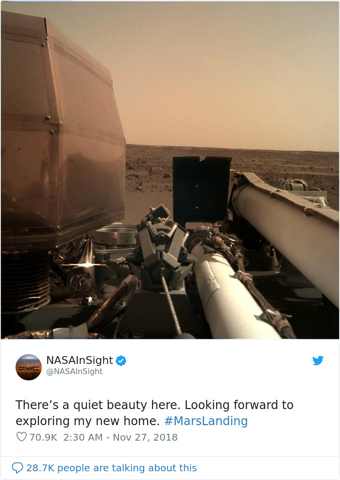 Photographs from Mars