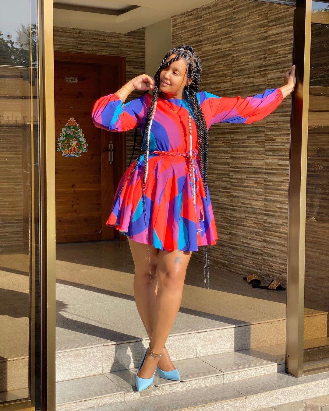 Irene Uwoya: Ni Kweli Naogea Maziwa ya Ng'ombe!