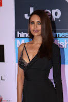 Red Carpet of Most Stylish Awards 2017 ~ Esha Gupta (2).JPG