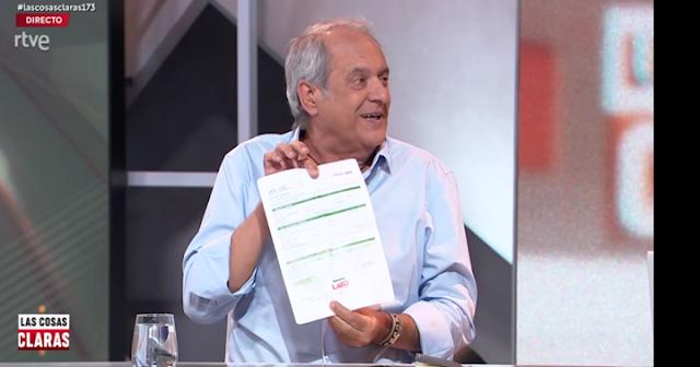 Javier Aroca despedido