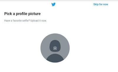Twitter account कैसे बनाए