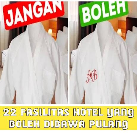 Fasilitas Hotel