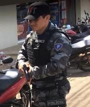 Policial Militar morre em acidente entre Coroatá e Peritoro.