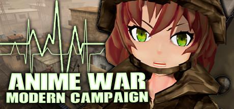 [GAME] ANIME WAR — Modern Campaign English