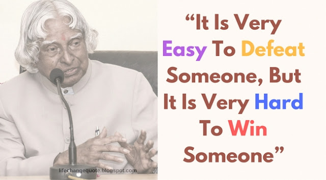 life changing best quotes of apj abdul kalam
