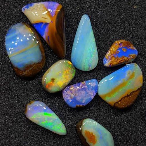 Boulder Opal Aussie