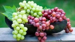 अंगूर खाने के फ़ायदे
