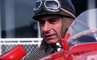 Juan Manuel Fangio ulang tahun ke 105