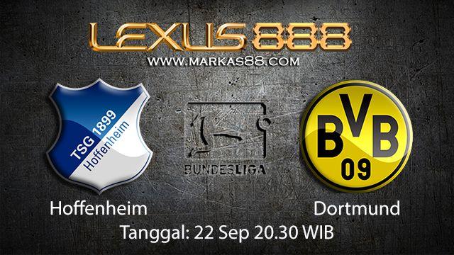 Prediksi Bola Jitu Hoffenheim vs Dortmund 22 September 2018 ( German Bundesliga )