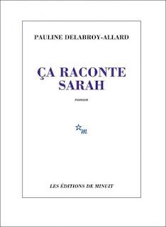 Ça raconte Sarah - Pauline Delabroy-Allard