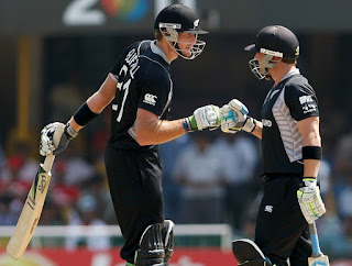 New Zealand vs Zimbabwe 18th Match ICC Cricket World Cup 2011 Highlights