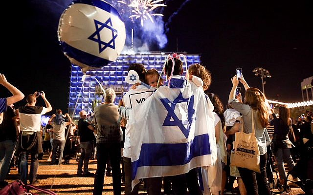 Israeli soldiers march in the Independence day celebrations. News Photo Israeli soldiers march in the Independence day celebrations. Get premium, high resolution news photos at Getty Images, The nation celebrated Israel Independence Day with a sky illuminated by fireworks. Israelis also heated up their grills. It is customary to grill on Independence Day